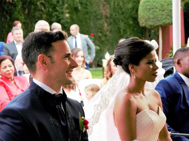 La boda de Hector y Sanaa en Purchil, Granada 24