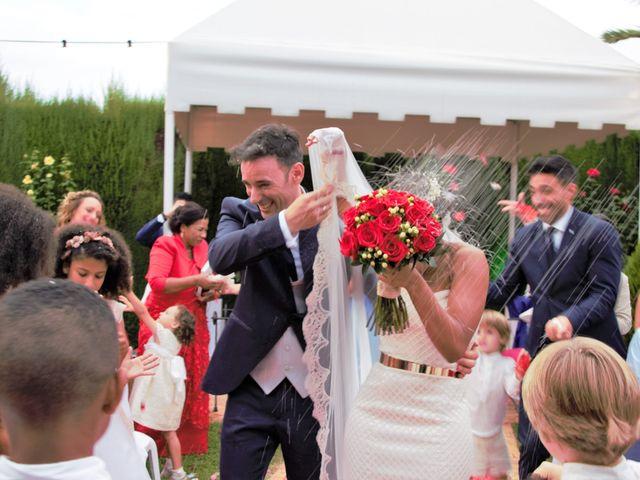 La boda de Hector y Sanaa en Purchil, Granada 26