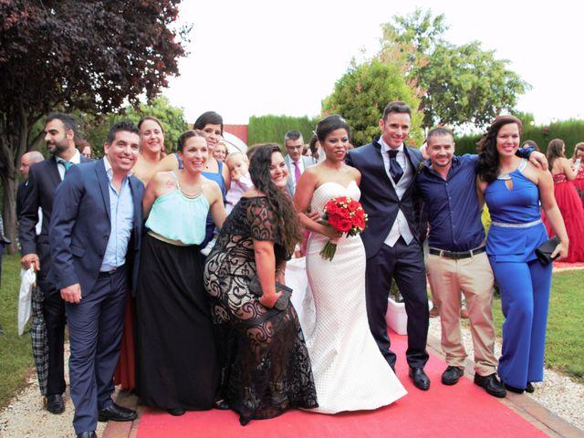 La boda de Hector y Sanaa en Purchil, Granada 27