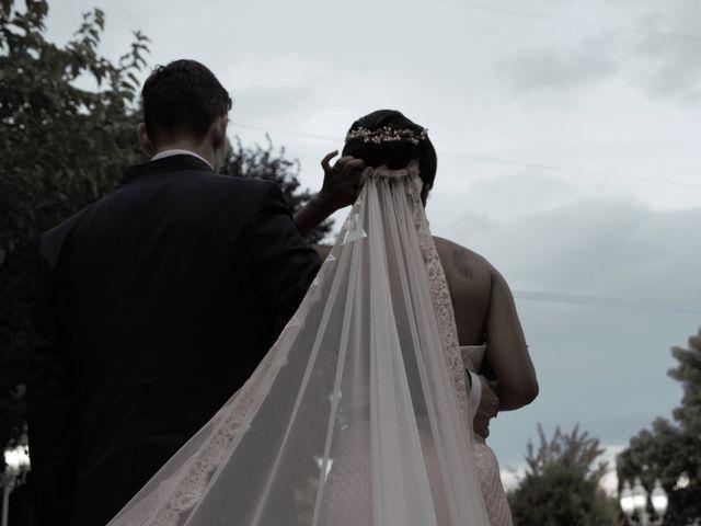 La boda de Hector y Sanaa en Purchil, Granada 28