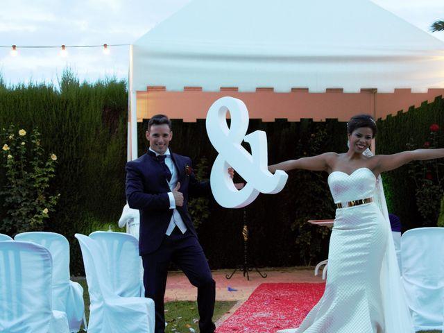 La boda de Hector y Sanaa en Purchil, Granada 30
