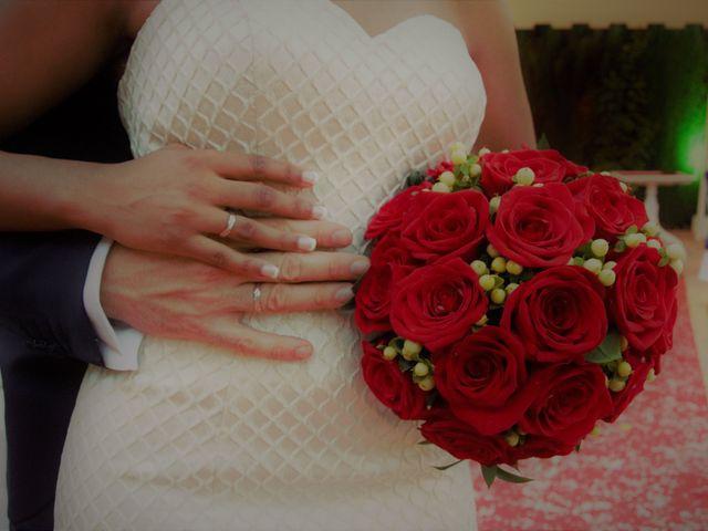 La boda de Hector y Sanaa en Purchil, Granada 31