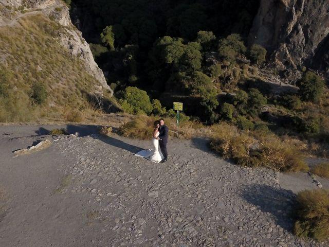 La boda de Hector y Sanaa en Purchil, Granada 32