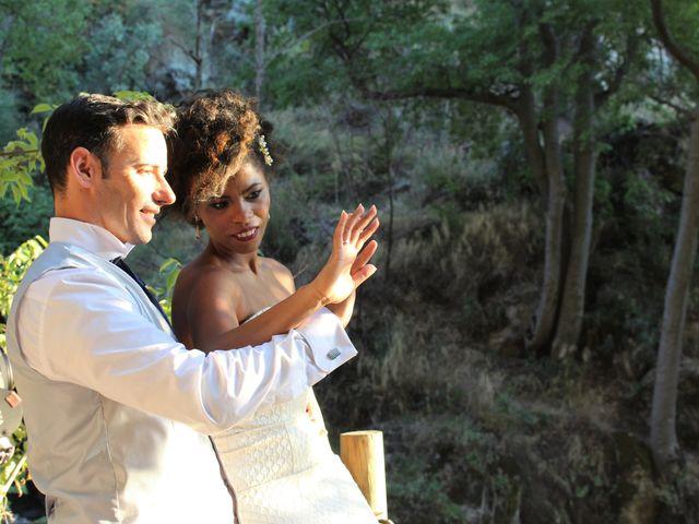 La boda de Hector y Sanaa en Purchil, Granada 37