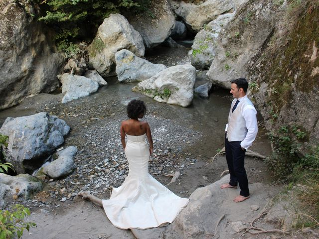 La boda de Hector y Sanaa en Purchil, Granada 38