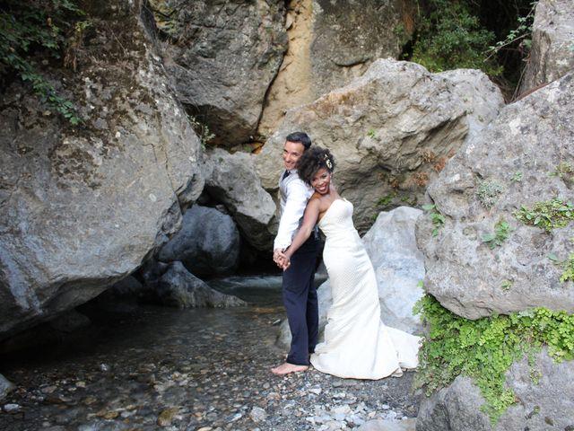 La boda de Hector y Sanaa en Purchil, Granada 39