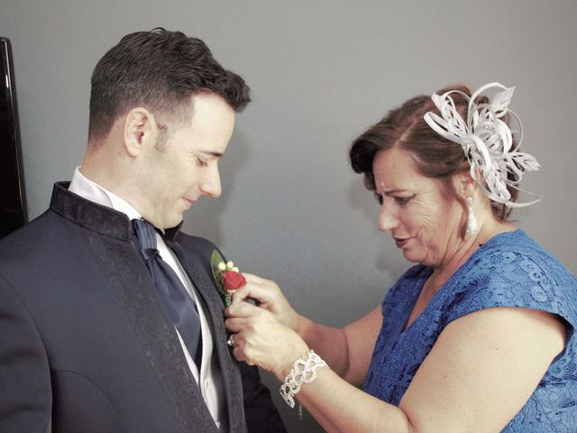La boda de Hector y Sanaa en Purchil, Granada 41