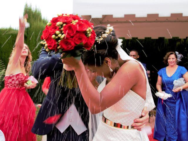 La boda de Hector y Sanaa en Purchil, Granada 44