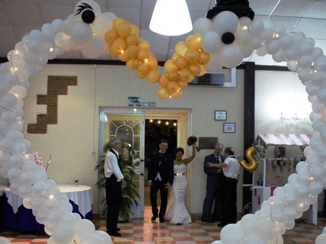 La boda de Hector y Sanaa en Purchil, Granada 48