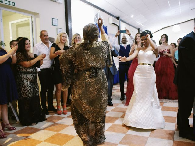 La boda de Hector y Sanaa en Purchil, Granada 49