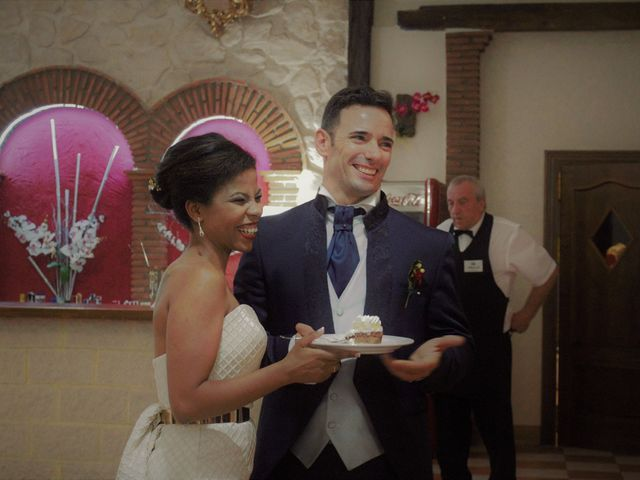 La boda de Hector y Sanaa en Purchil, Granada 50