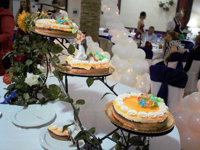 La boda de Hector y Sanaa en Purchil, Granada 52