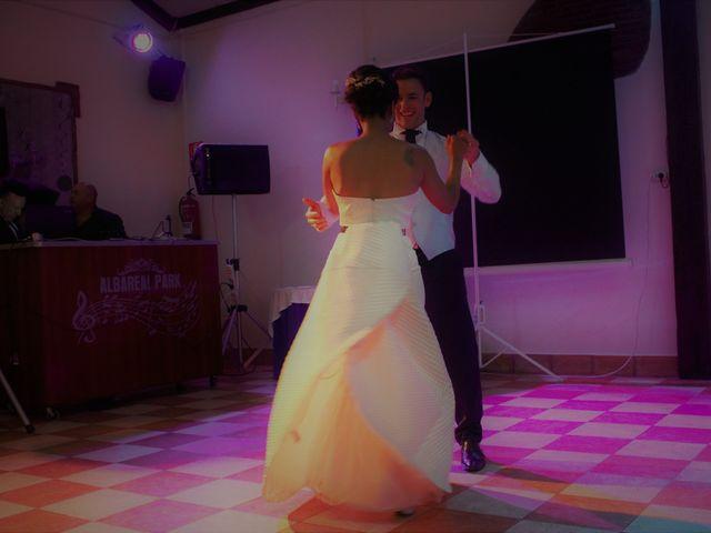 La boda de Hector y Sanaa en Purchil, Granada 53
