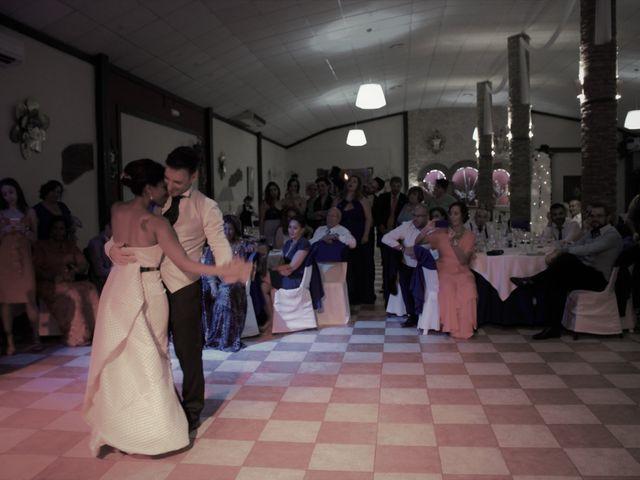 La boda de Hector y Sanaa en Purchil, Granada 54