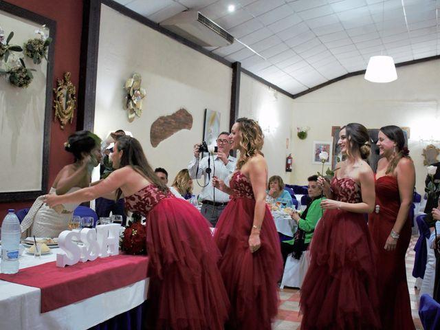 La boda de Hector y Sanaa en Purchil, Granada 55