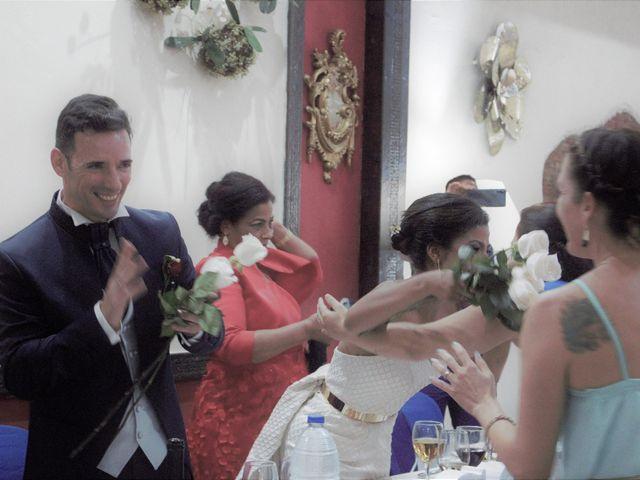 La boda de Hector y Sanaa en Purchil, Granada 56