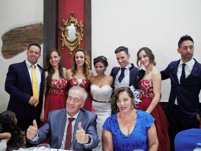 La boda de Hector y Sanaa en Purchil, Granada 58