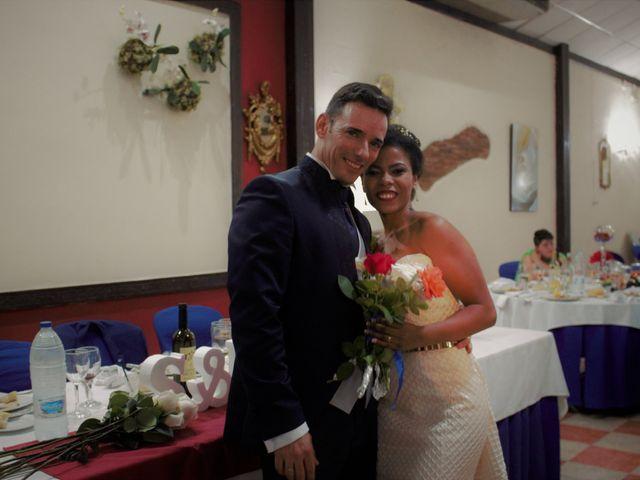 La boda de Hector y Sanaa en Purchil, Granada 59