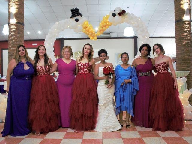 La boda de Hector y Sanaa en Purchil, Granada 60