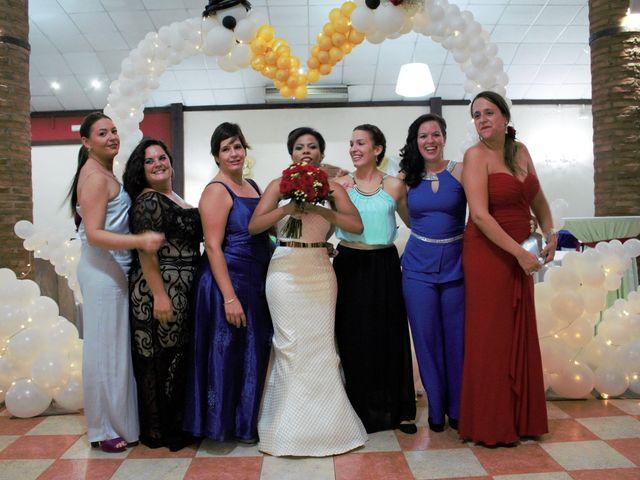 La boda de Hector y Sanaa en Purchil, Granada 61