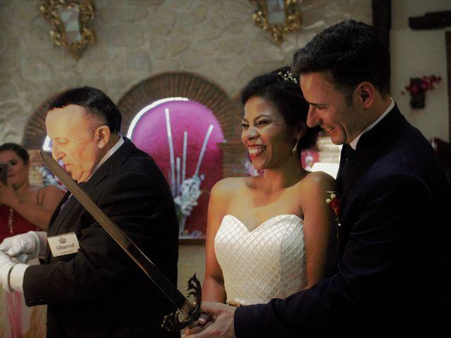 La boda de Hector y Sanaa en Purchil, Granada 62