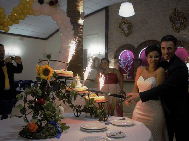 La boda de Hector y Sanaa en Purchil, Granada 63