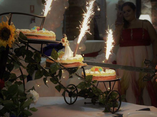 La boda de Hector y Sanaa en Purchil, Granada 64