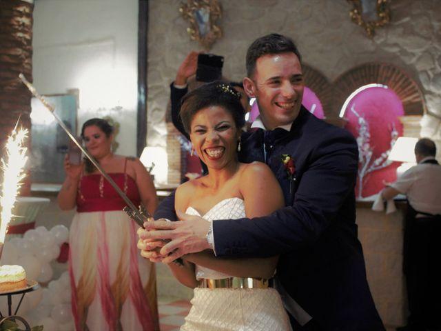 La boda de Hector y Sanaa en Purchil, Granada 65
