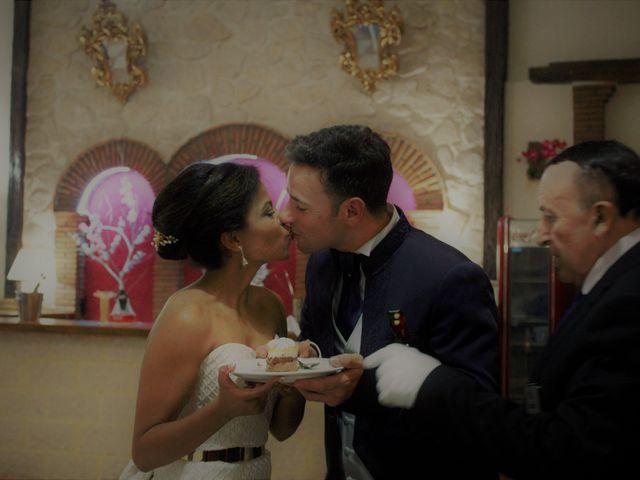 La boda de Hector y Sanaa en Purchil, Granada 66
