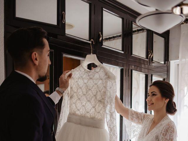 La boda de Paco y Paz en Cieza, Murcia 17