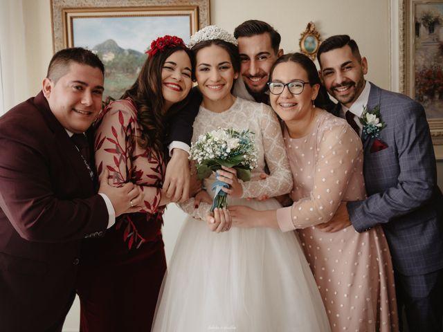 La boda de Paco y Paz en Cieza, Murcia 24