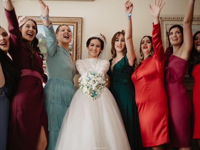 La boda de Paco y Paz en Cieza, Murcia 25