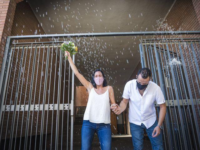 La boda de Llorenç y Flor en Mollerussa, Lleida 50