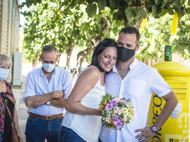 La boda de Llorenç y Flor en Mollerussa, Lleida 54