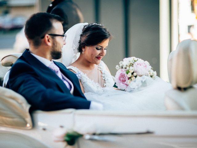 La boda de Jose Manuel y Elena en Alcala De Guadaira, Sevilla 16