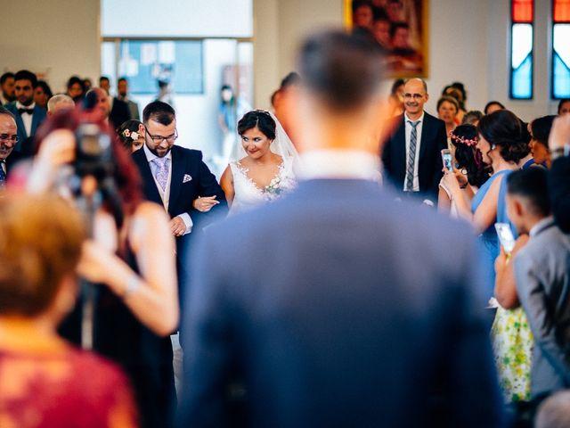 La boda de Jose Manuel y Elena en Alcala De Guadaira, Sevilla 17
