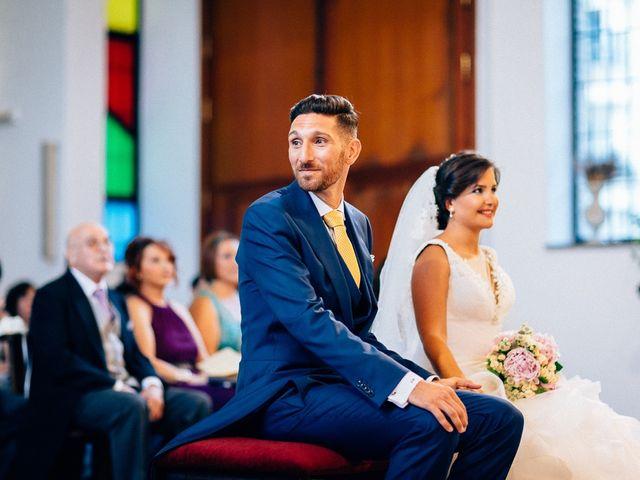 La boda de Jose Manuel y Elena en Alcala De Guadaira, Sevilla 20