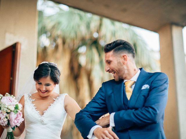 La boda de Jose Manuel y Elena en Alcala De Guadaira, Sevilla 26