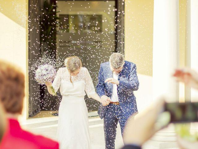 La boda de Aitana y Oriol