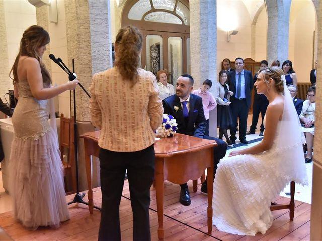 La boda de Cristian y Sonia en Cornella De Llobregat, Barcelona 89