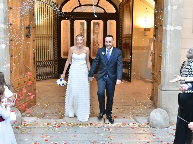 La boda de Cristian y Sonia en Cornella De Llobregat, Barcelona 105