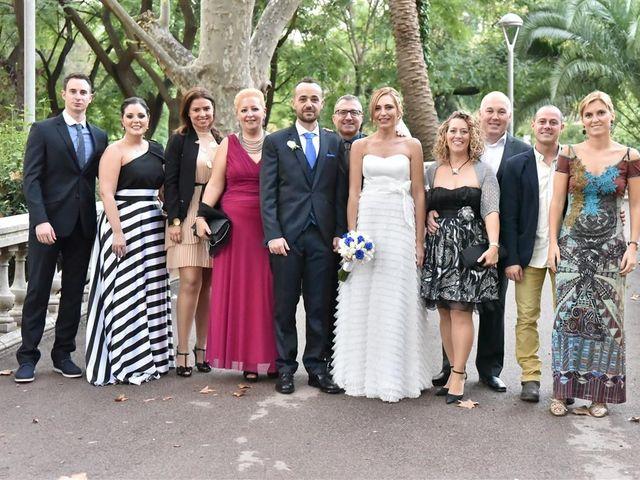 La boda de Cristian y Sonia en Cornella De Llobregat, Barcelona 111