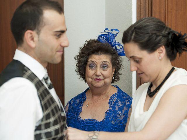La boda de Luis y Caty en Membrilla, Ciudad Real 7