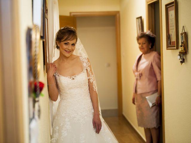 La boda de Luis y Caty en Membrilla, Ciudad Real 12
