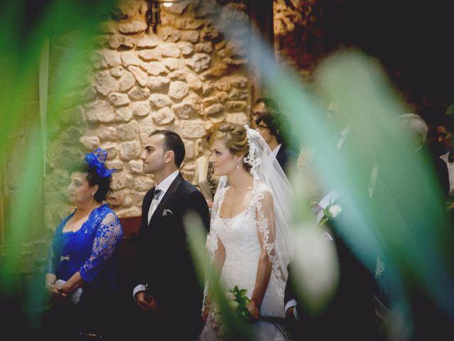 La boda de Luis y Caty en Membrilla, Ciudad Real 16