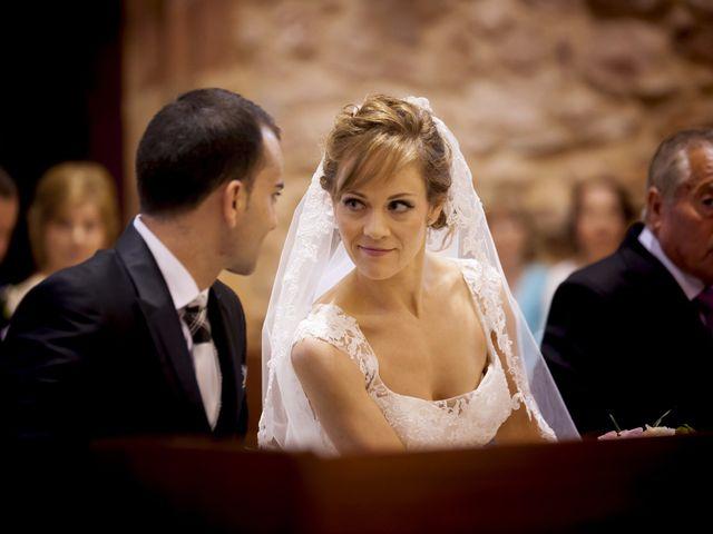 La boda de Luis y Caty en Membrilla, Ciudad Real 18