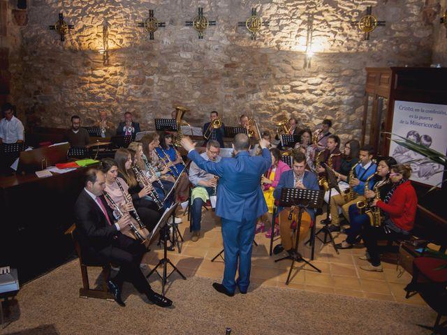 La boda de Luis y Caty en Membrilla, Ciudad Real 20