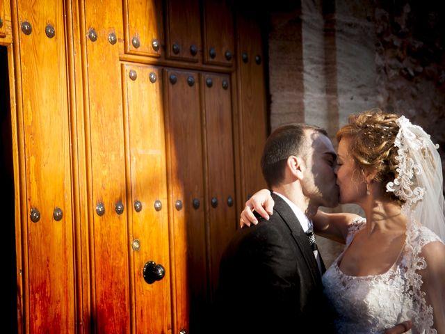 La boda de Luis y Caty en Membrilla, Ciudad Real 22