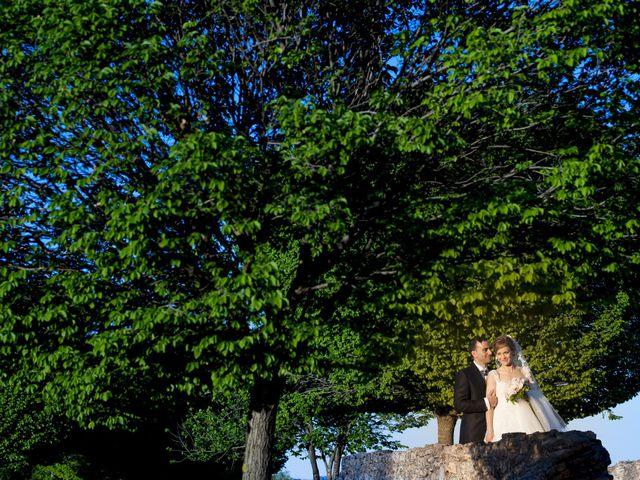 La boda de Luis y Caty en Membrilla, Ciudad Real 28