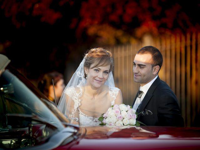 La boda de Luis y Caty en Membrilla, Ciudad Real 30